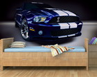 Adesivo Painel Super Carros Mustang M04