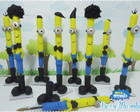Minions - Decoradas com Biscuit