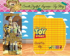 Convite Digital - Ingresso Toy Story
