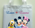 Sacola MICKEY E MINNIE BABY