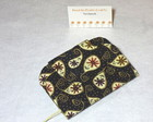 Clutch Top Flores Yellow