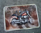 PLACA DE MOTO DECORATIVA