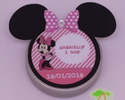 Latinha Mint 5cm - Minnie / Mickey