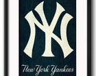 Quadro New York Yankees com Paspatur