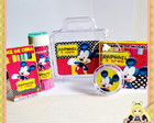 Kit Maleta personalizada Mickey Mouse