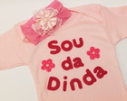 Kit Baby - Body Sou da Dinda