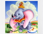 QUADRO DECOR INFANTIL -DUMBO
