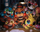 KIT FESTA FIVE NIGHTS AT FREDDY'S