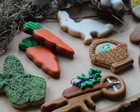Cookies decorados - pascoa
