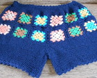 Short de croche Gabi