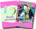 Revista tinker bell e periwinkle 14x10