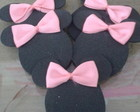 Aplique Orelha Minnie E.V.A