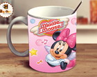 Caneca Disney Minnie Moose