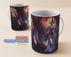 Caneca LOL KINDRED 2 League of Legends