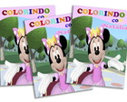 Revista personalizada - Minnie