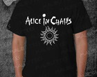 Camiseta Alice In Chains Rock Roll