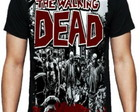 Camisa The Walk Dead - Masculina