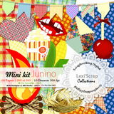 Kits Scrapbook Digital