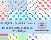 kit digital papel