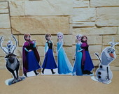 display de frozen