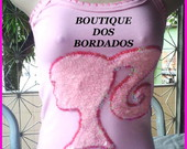 BORDADOS DA BARBIE