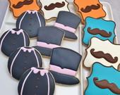 biscoitos decorados o mundo de bita enfeite de mesa - 07 Doces criativos para festas...