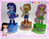 My little pony esquestrias girls