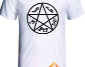 Camiseta HT - Supernatural