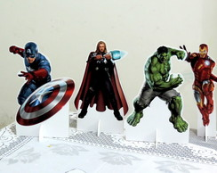 Display de mesa Vingadores I
