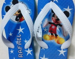 Chinelo do Mickey