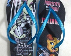 Chinelo Da Monster High - Frank
