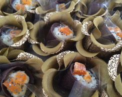 Temaki de Chocolate