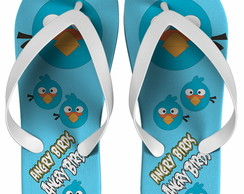 CHINELO PERSONALIZADO, ANGRY BIRDS