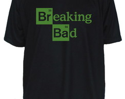 Camiseta Breaking Bad Série de TV
