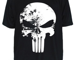 Camiseta Justiceiro - The Punisher - Cav