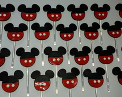 Topper Mickey sombra biscuit