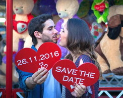 Placas para Save The Date