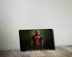Quadro Decorativo DeadPool