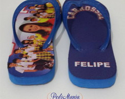 Chinelo do Carrossel