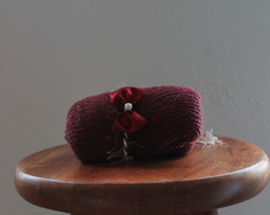 WRAP NEWBORN COR 18 bordo