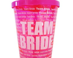 Walking Cup Team Bride - Copo 700ml