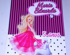 Bloquinho Barbie