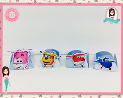 Forminha Para Doce - Super Wings