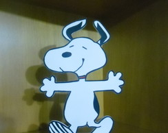 Segura-porta Do Snoopy