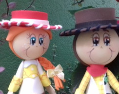 Kit Woody e Jessie Toy Story
