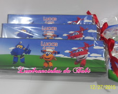 dominó super wings