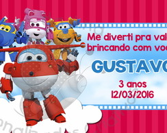 Super Wings Tag