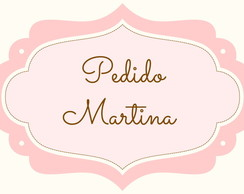 Pedido Martina Rodrigues