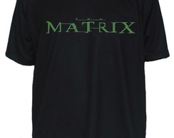 Camiseta Matrix Filme