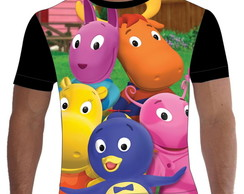 Camiseta Backyardigans 01